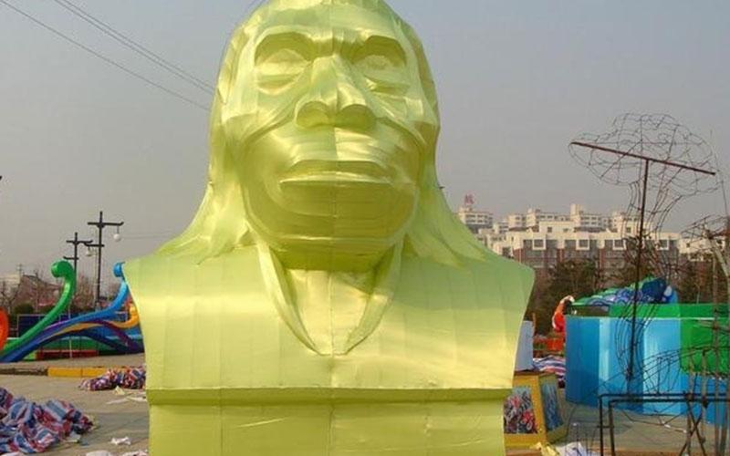 渭南锻铜雕塑
