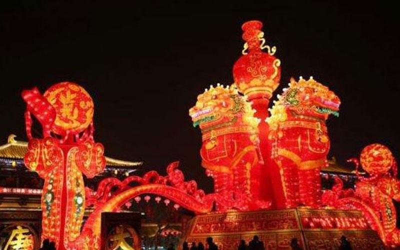 忻州元宵节灯会