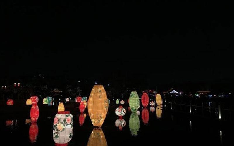 晋城元宵节彩灯