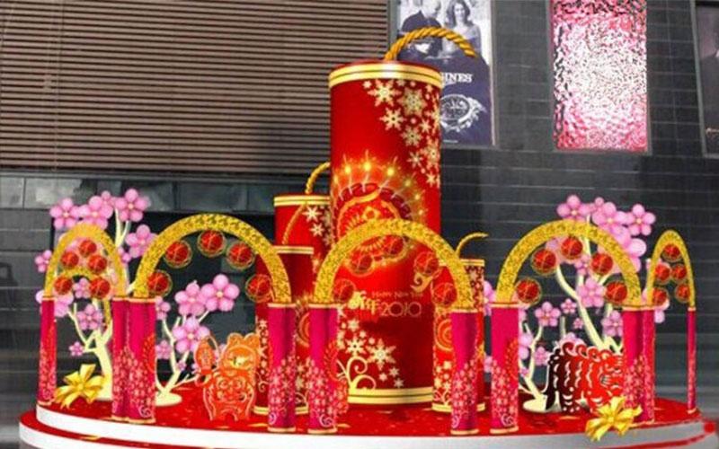徐州景区灯会