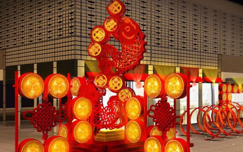 常州春节花灯