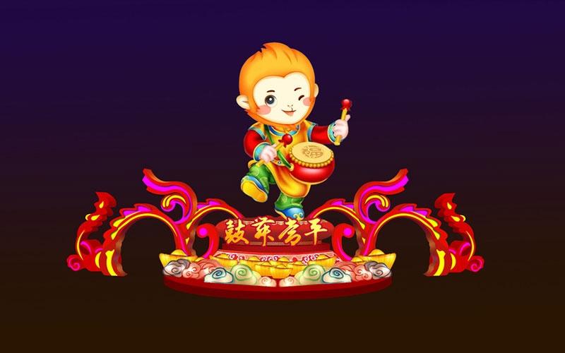 遂宁节日彩灯