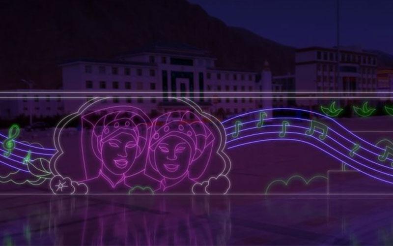 珠海节日彩灯设计